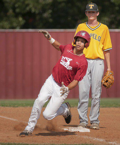 Tupelo's Bentley drives Tigers past Byng in ninth