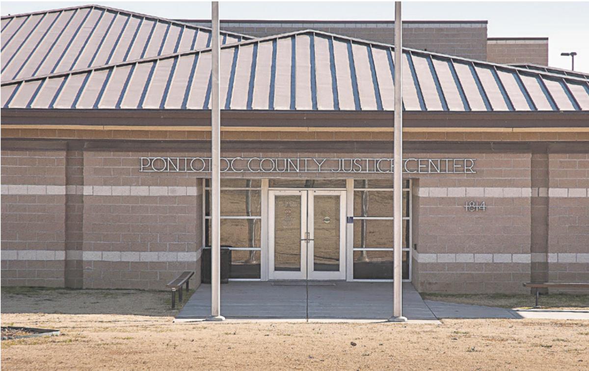 pontotoc jail