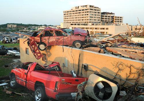 Former Ada man finds reward in helping Joplin tornado victims