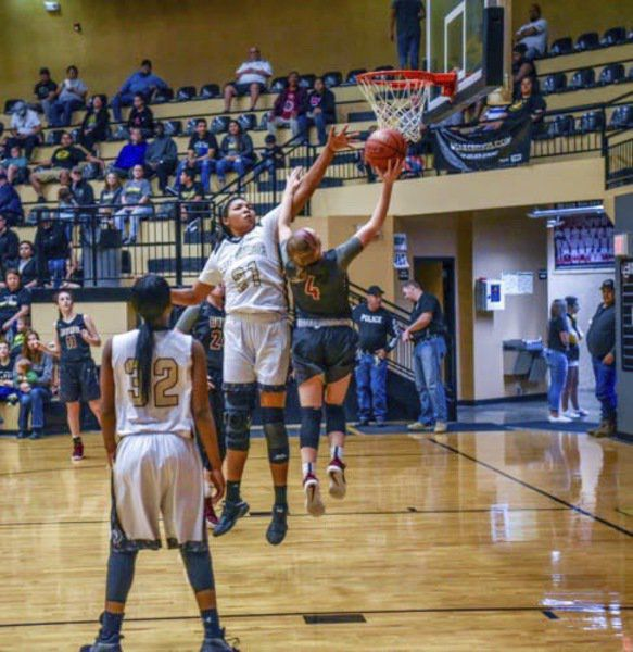 No. 7 Broken Bow bounces Byng girls from playoffs