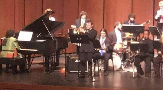 ECU Jazz Band to perform Monday