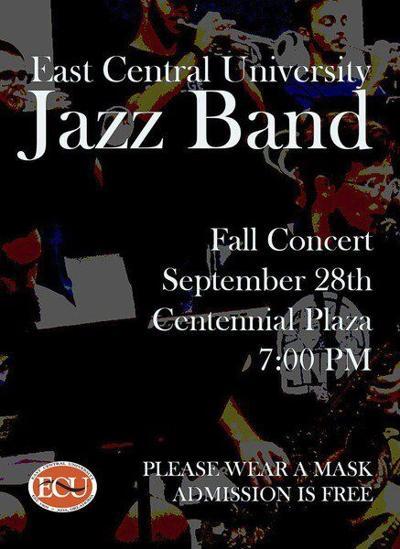 ECU Jazz Band to perform outdoor concert