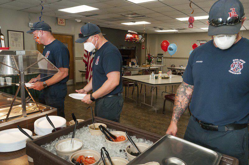 Ada Sunrise Rotary hosts first responder appreciation lunch