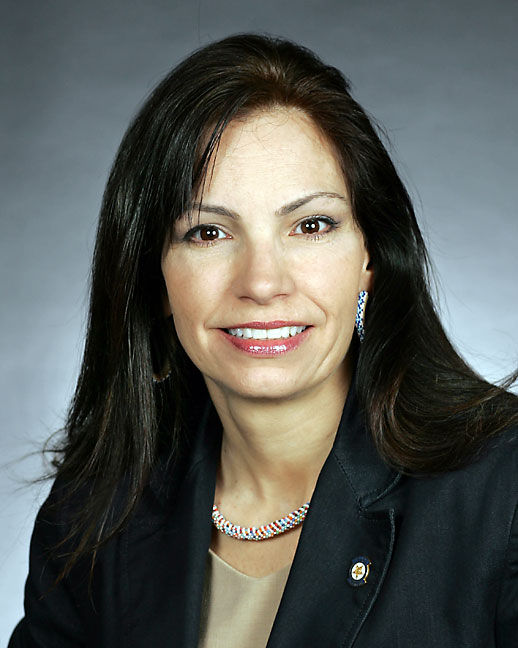 Rep. Lisa Billy, R-Purcell