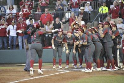 A closer look at the Norman softball regional