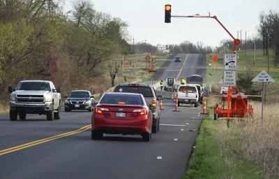 Old Highway 99 paving protect continues; bridge partially closed