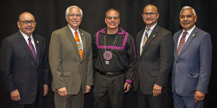 Five Civilized Tribes For Action In Three Resolutions