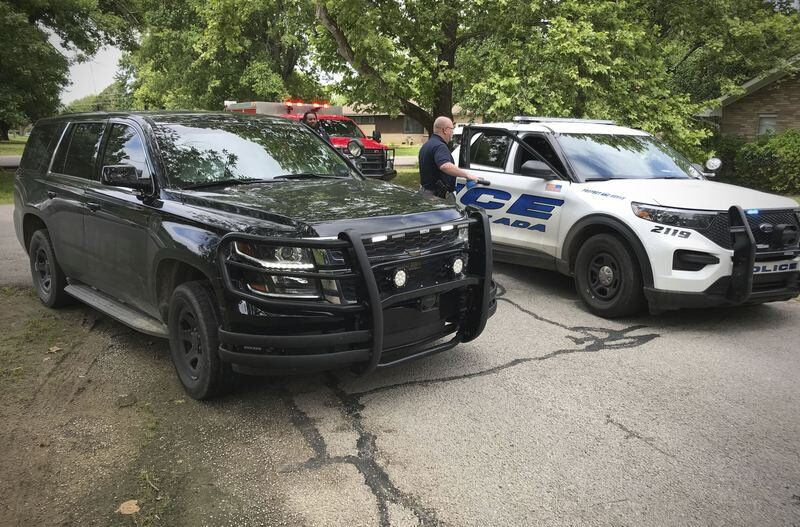 Police respond to reported stabbing