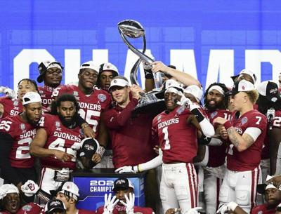Cotton Bowl victory gives Sooners a boost heading into season