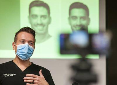 Orthodontist speaks at Ada Sunrise Rotary