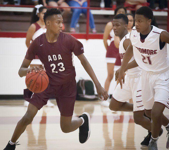 Ada's Jaxson Robinson named area's top freshman
