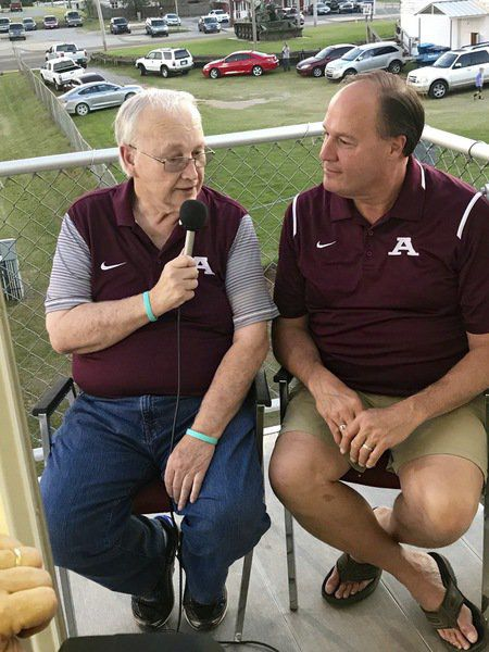 Press boxes at Ada won't be quite the same without Mick