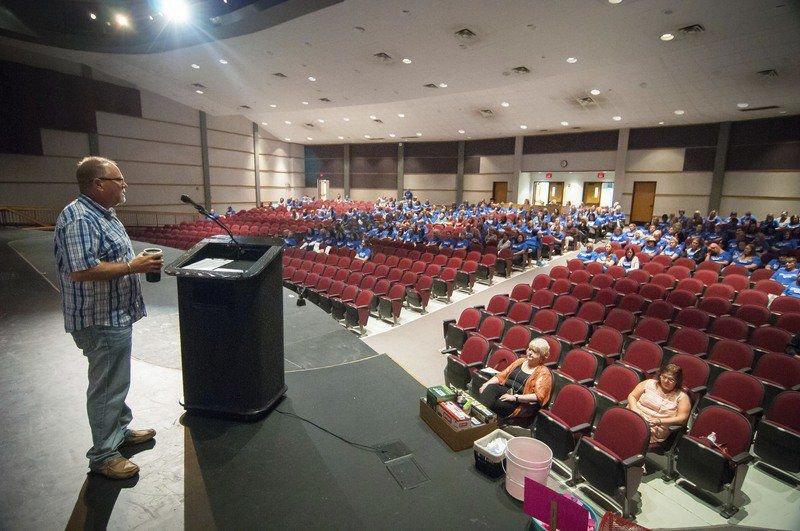 ACS faculty and staff kick off new school year