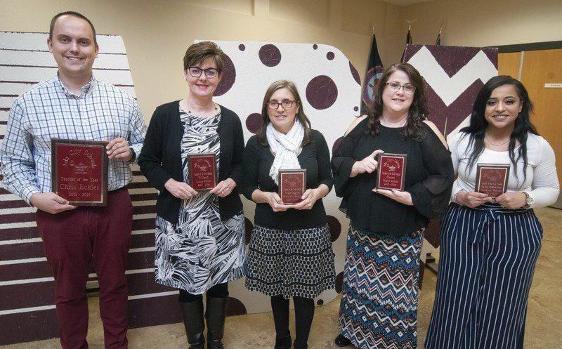 Ada City Schools salutes top teachers