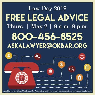Ask a Lawyer hotline available today
