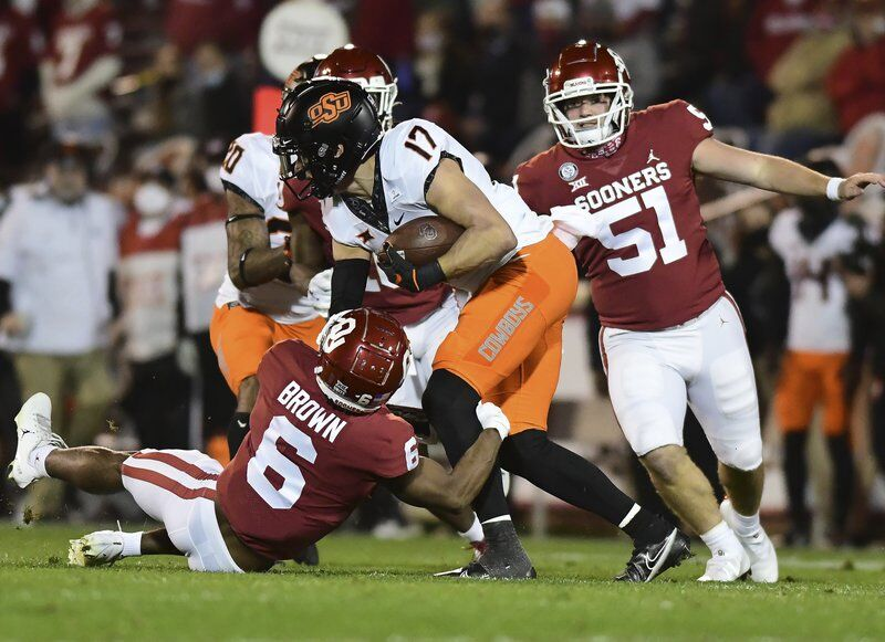 Sooners, Pokes get what they had coming