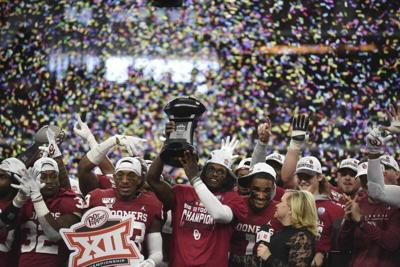 OU football: Sooners unveil 2019 Big 12 championship rings