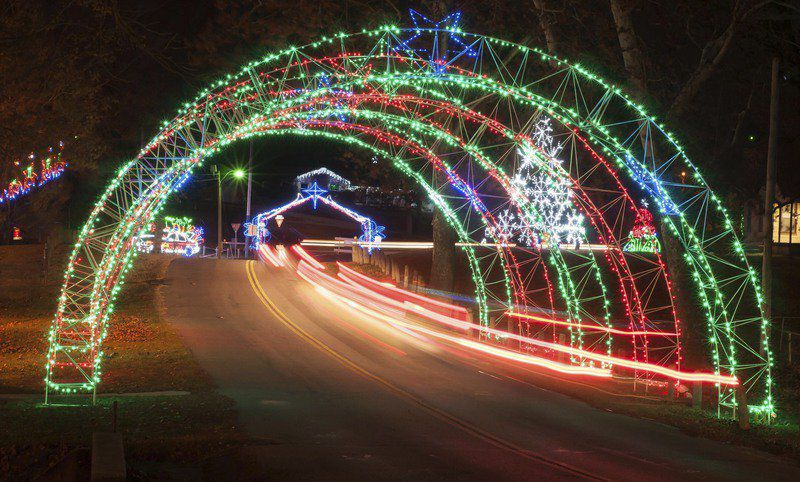 Five Things to Know: Wintersmith Park Trail of Lights