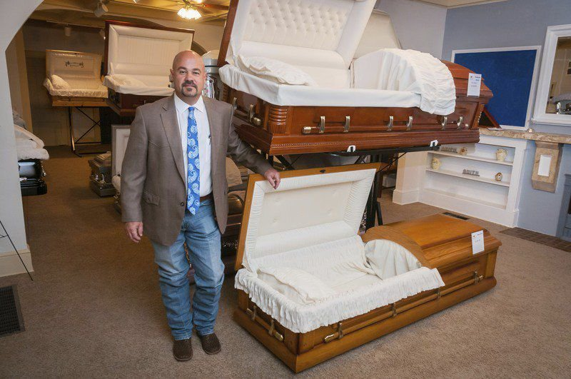 In pictures: Smith-Phillips becomes Estes-Phillips Funeral