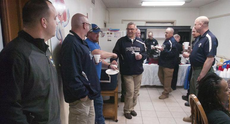 Coffee with a Cop remains popular