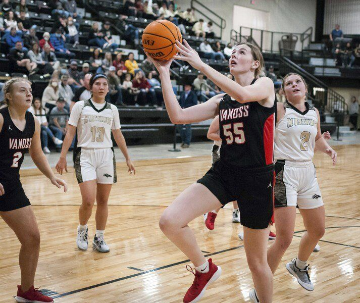Ellis of Vanoss among state's All-American nominees