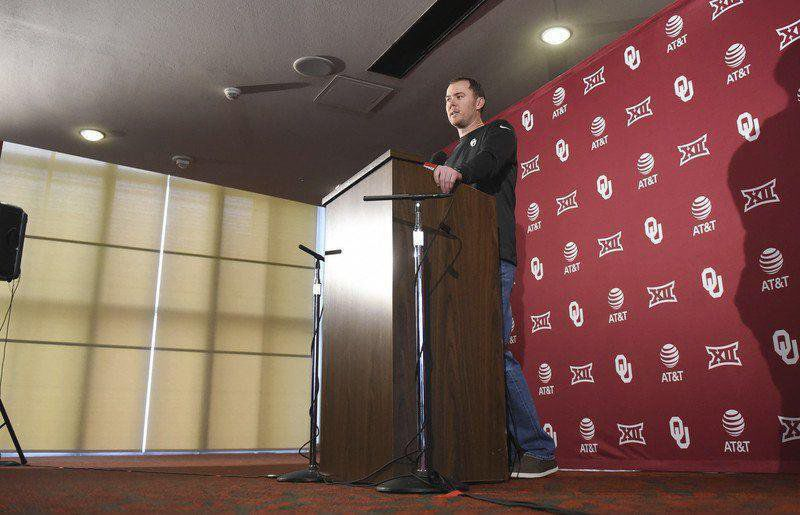 Lincoln Riley looked like a natural in first year as head coach