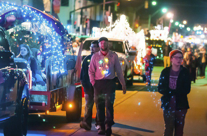 Parade of Lights to include quiet zone