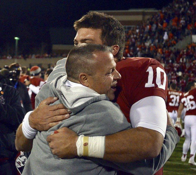 Schmidt leaving OU for Texas A&M