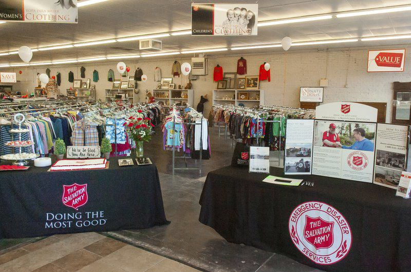 Salvation Army opens new Family Store in Ada