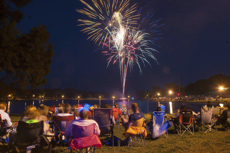 City officials: Fireworks a go