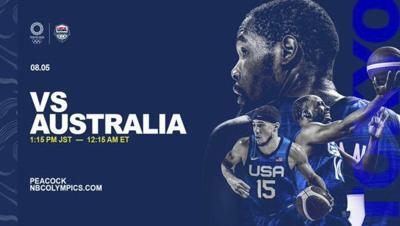 Durant scores 29, US reaches Olympic semis