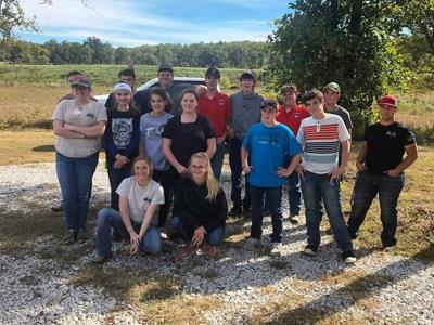 Vanoss trap team places first in Connors competition