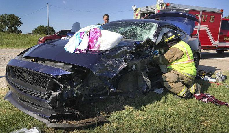 Collision shuts down SH3W Tuesday