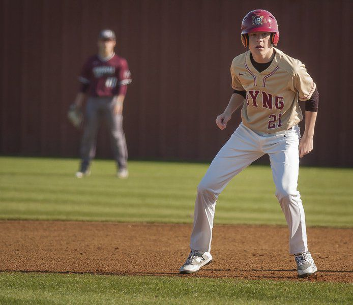 Latta blanks Byng, edges host Tigers