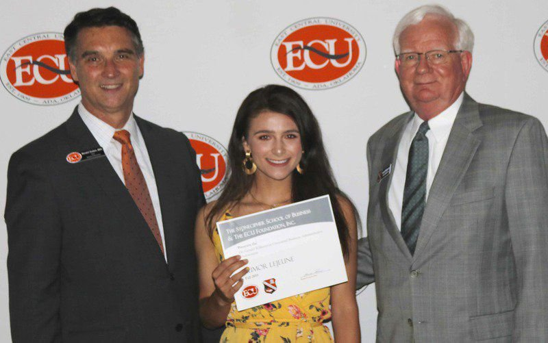 ECU awards health and science, business scholarships