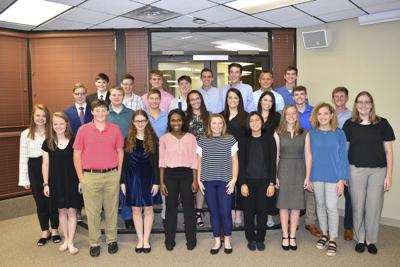 Vision Bank announces its Student Board of Directors for 2019-2020