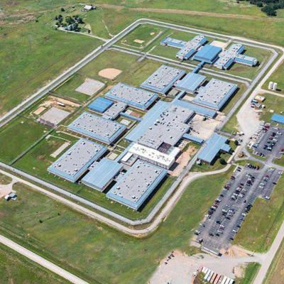 Oklahoma's largest private prison plagued by gang violence and lockdowns