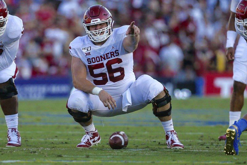 Creed Humphrey will return to OU football team