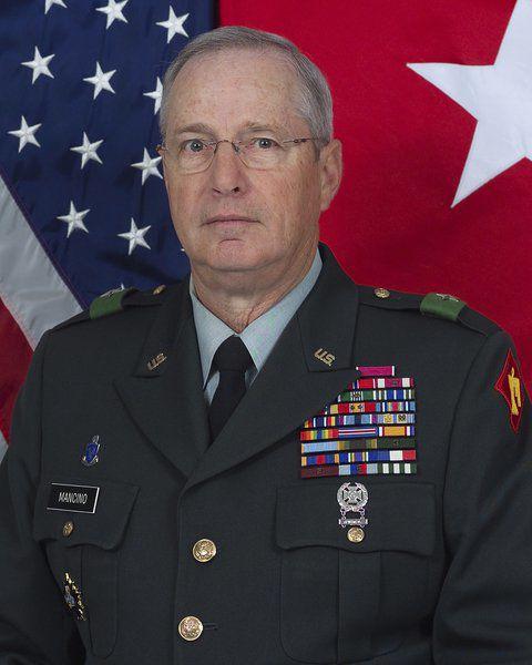 Retired Brig. Gen.Tom Mancino