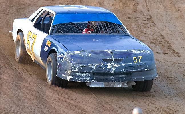 Feature race winner