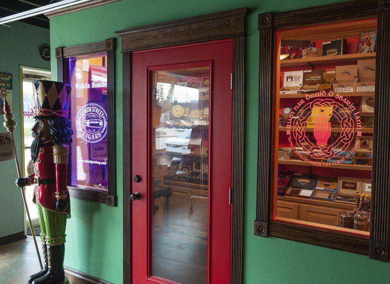 Ada has a new cigar shop