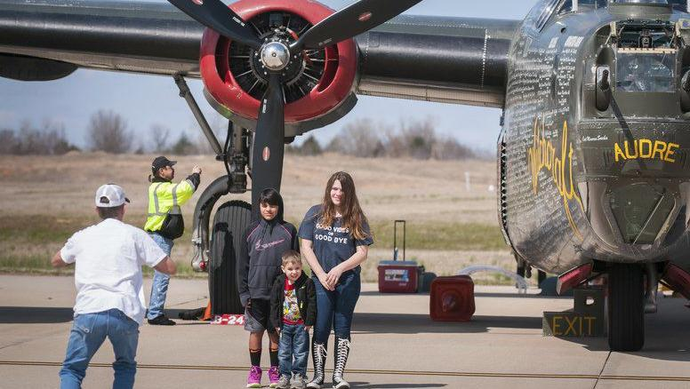 Wings of Freedom Tour lands at Ada Regional Airport