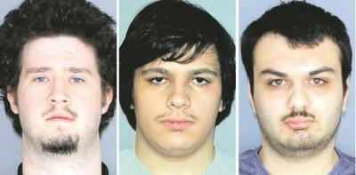 Three suspects in Muslim plot
