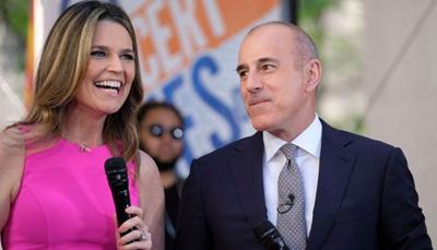 Vanity Fair publishes lurid story charging Matt Lauer with sexual misconduct