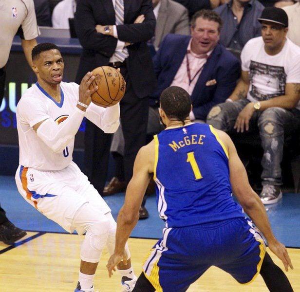 Westbrook keys OKC Thunder's win over Knicks