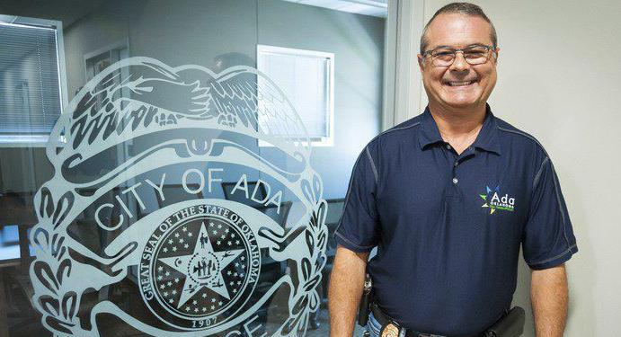 Allen takes over as permanent Ada police chief