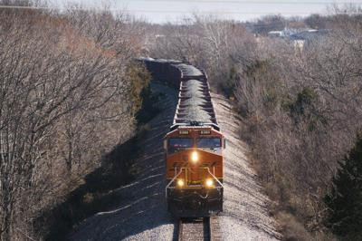 BNSF: Train speeds to increase starting Monday