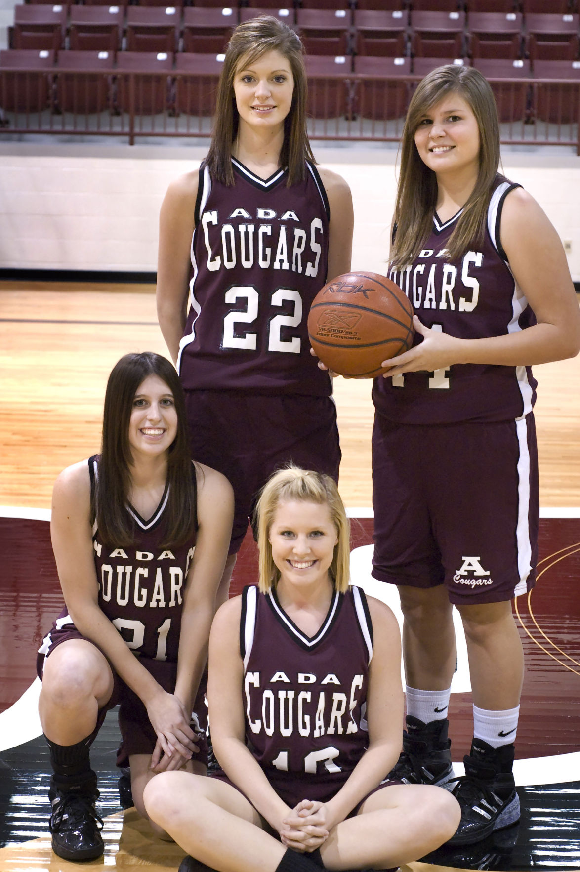 Senior quartet