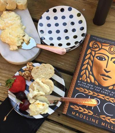 Food by the Book: Author explores Greek myths
