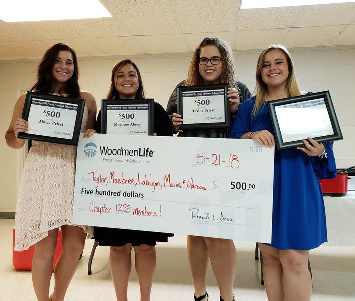 Area youth receive WoodmenLife Scholarships